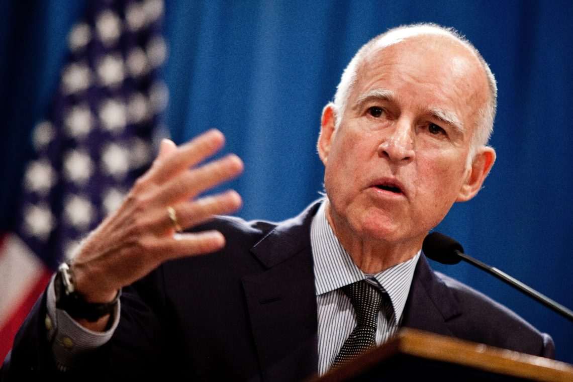 Gov Brown
