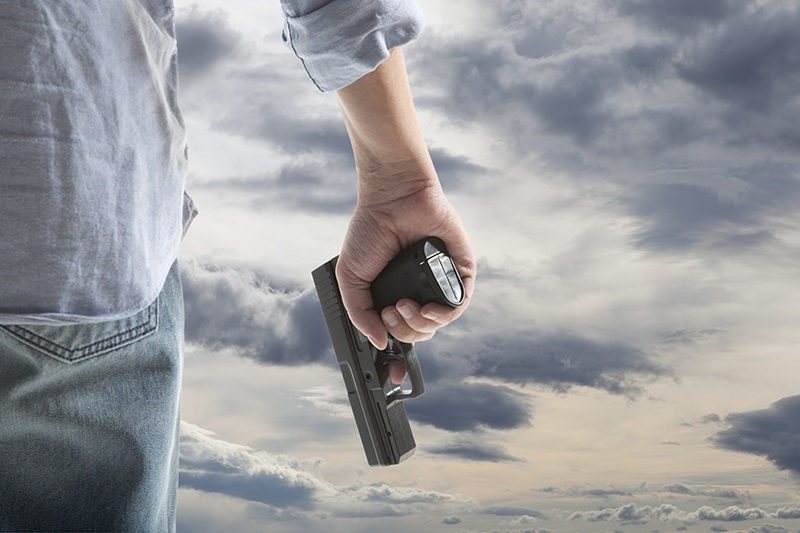 Bail bonds for gun charges